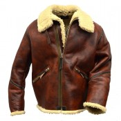 "AERO ""USAAF Type D-1 Redskin"" Flightjacket"