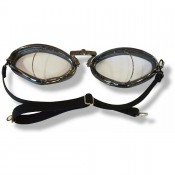 Aviator Goggle Retro Special Optical, Rahmen: gunmetal