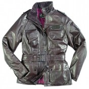 Barbour Leather Nation Polar