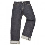 Burgus Plus Standard Selvage Denim 15oz.