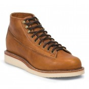 CHIPPEWA Laced to Toe Horween Leather