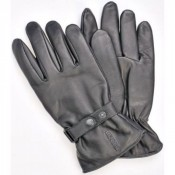 D4Vi9A Shorty Glove, black