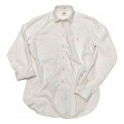 "Delikatessen ""Farmer Shirt"" white"