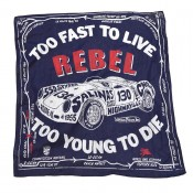 Johnson Motors Bandana Rebel Navy