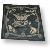 Johnson Motors Bandana dark green