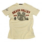 Johnson Motors  Death Valley MC Dirty White