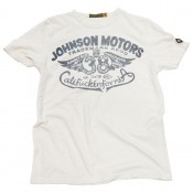 Johnson Motors  Flying 38 White Sand