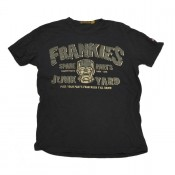 Johnson Motors  Frankies-Spare-Parts Oiled Black