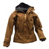 Manifattura Ceccarelli Mountain Jacket dark tan/anthrazit