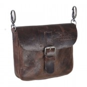 ROKKER Belt Bag dark brown