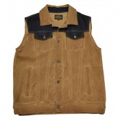 ROKKER Mixed Vest Canvas