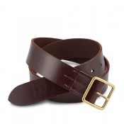 Red Wing Heritage Belt Brown veg Tan