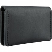 Red Wing Leather Card Holder Black