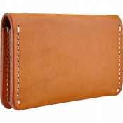 Red Wing Leather Card Holder London Tan