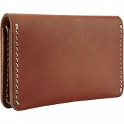 Red Wing Leather Card Holder Oro Russet