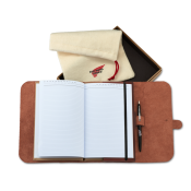 Red Wing Leather Journal Amber Front
