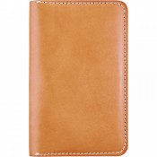 Red Wing Leather Passport Wallet London Tan