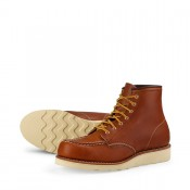 Red Wing Moc Toe 6 inch Oro Legacy Ladies