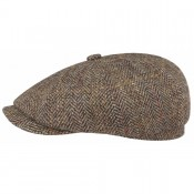"Stetson ""Hatteras Harris Tweed"" Virgin Wool"