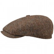 Stetson Hatteras Harris Tweed Virgin Wool
