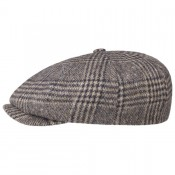 Stetson Hatteras Virgin Wool Check