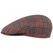 Stetson Kent Vigin Wool Silk Check
