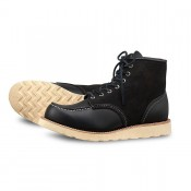 Red Wing 8818 Black Harness/Black Abilene