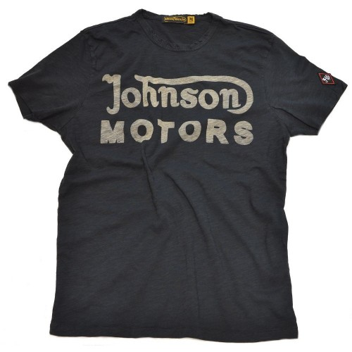 Johnson Motors  Classic 38 Oiled Black