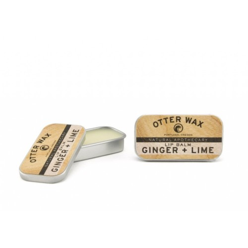Otterwax Lip Balm Ginger & Lime