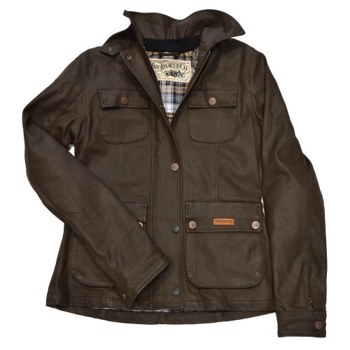 ROKKER Rokkertech Jacket Lady Brown
