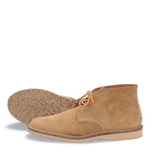 Red Wing Chukka Muleskinner