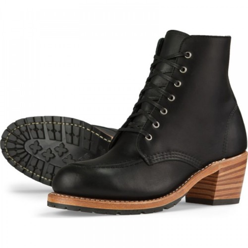 Red Wing Clara Black Boundary