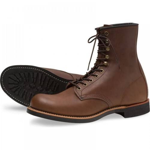 Red Wing Harvester 2943 Amber