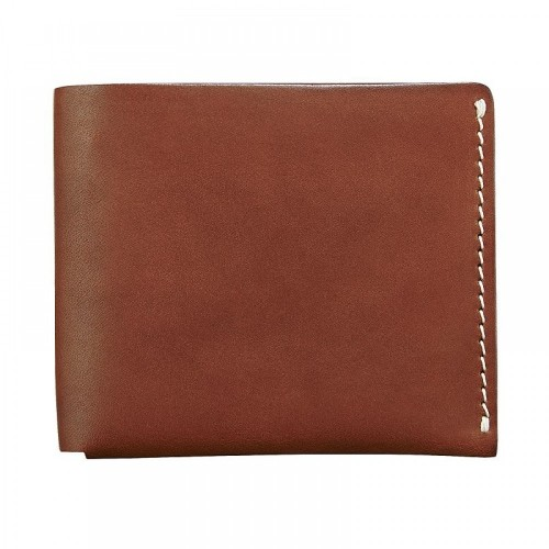 Red Wing Leather Bi-Fold Wallet Oro Russet