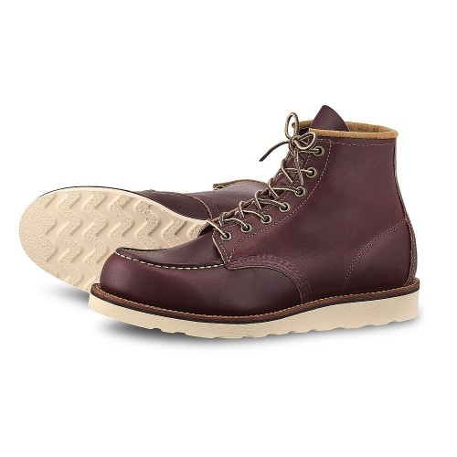 Red Wing Moc Toe 8856