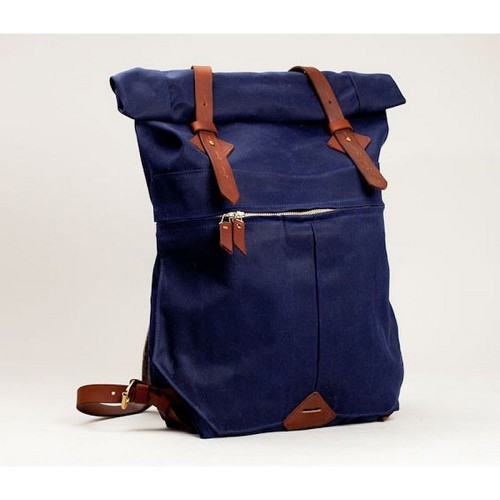 Tanner Goods Wilderness Rucksack, navy
