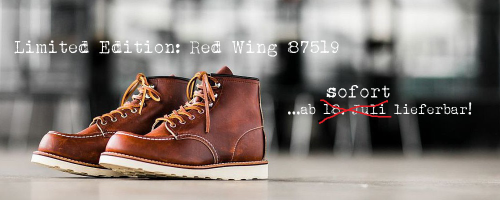 Red Wing 87519